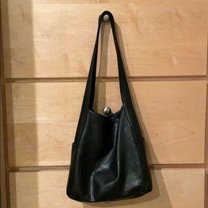 Eileen Fisher Leather Shoulder Bag